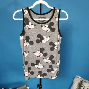 Mickey Mouse muscle shirt